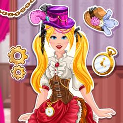 Audrey Steampunk Fashion