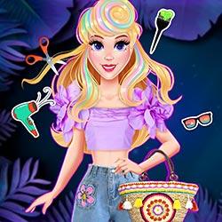 Ava\'s #Stylish Summer Hairstyles Challenge