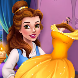 لعبة دولاب ملابس الجميلات السحري Beauty's Magical Closet