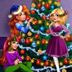 GirlsPlay Christmas Tree Deco