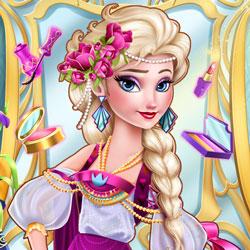 Elza hercegnő öltöztetős
