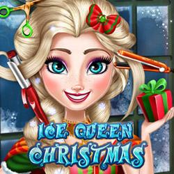 Jégvarázs karácsonyi hajvágás