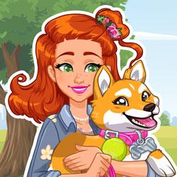 Jessie's Shiba Dog