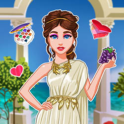 Legendary Fashion: Greek Goddess