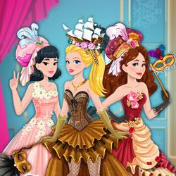 Masquerade Ball Fashion Fun