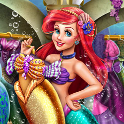 Mermaid Princess Closet