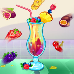 Summer Fresh Smoothies